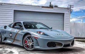 Ferrari F430 Wrap