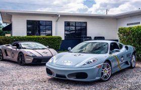 Ferrari F430 & Lamborghini Gallardo Wrap