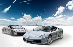 Lamborghini & Ferrari Vehicle Wraps - Carbon Wraps Orlando